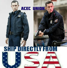 1/6 Batman Gotham Police Officer Uniform Set For Hot Toys TTM21 - U.S.A. SELLER