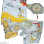 Medela Harmony Manual Breast pump, Light Simple to Assemble 005.2023 - RRP £44+