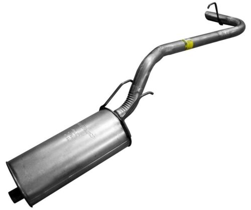 Exhaust Muffler Assembly-Quiet-Flow SS Muffler Assembly fits 00-04 Toyota Tacoma