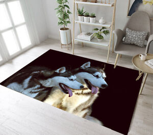 Super Alaskan Malamute Kids Play Room Floor Mat Yoga Soft Carpet Home Interior And Landscaping Ologienasavecom