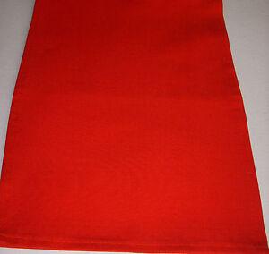 Corredor de la tabla-Marit Rojo 35 cm X 130 Cm