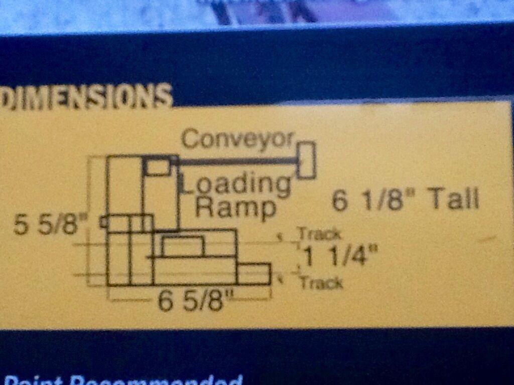 WALTHERS 1 1 1 160 N CORNERSTONE GLACIER GRAVEL COMPANY ITEM 933-3241 FACTORY SEALED f1e917