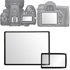 Hard Pro Optical Glass LCD Screen Protector for Nikon D7100 Camera