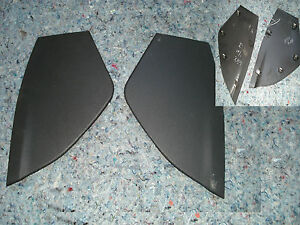 MERCEDES-ML-W163-dashboard-site-box-covers-panels