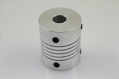 DR CNC Stepper Motor Flexible Coupling Coupler6x6mm D20L25 NY0