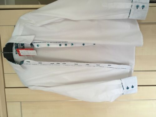 Approx Rrp Large Grenoville 24 Designer £45 Shirt Ladies White Size X7wx8wpYq