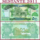 SOMALILAND - 5000 5.000 SHILLINGS 2012 - P 21 new - FDS / UNC