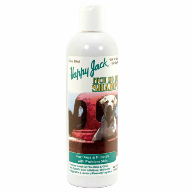 Happy Jack 1367 Itch No More Dog Shampoo 12oz