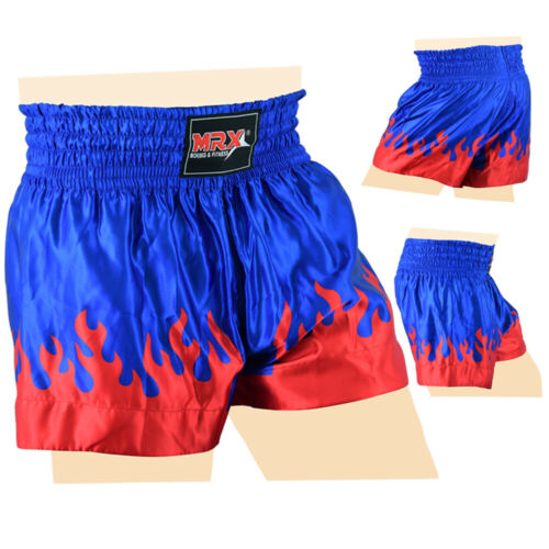 MRX Muay Thai Shorts UFC Cage Fight Fighter Grappling MMA Kick Boxing Short