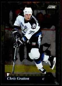 1993-94-score-gold-rush-Chris-Gratton-596