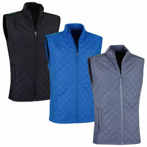 Stuburt-Mens-Endurance-Sport-Full-Zip-Padded-Golf-Gilet-Vest-44-OFF-RRP