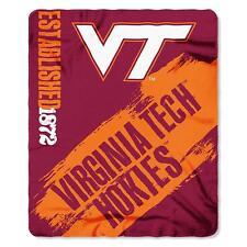 Mark Design Virginia Tech Hokies 50x60 Fleece Blanket