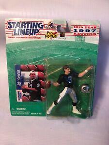 1997 Kenner Starting Lineup JEFF GEORGE Atlanta Falcons