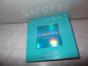 Women-Bvlgari-Omnia-Paraiba-EDT-Sample-Spray-1x1-5ml-New-Limited-Stock-Free-Post