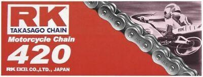 RK Racing Chain M530-106 106-Links Standard Motorcycle Chain