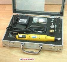 Rota Craft RC18 - 18 Volt Rotary Tool & 60pc Accessory Kit & Storage Case T48Pos