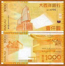 Macao / Macau 1000 Patacas, 2005, P-84, BNU, UNC