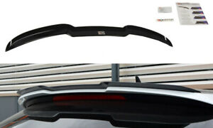 DéVoué Spoiler Extension/cap/aile Audi A6 C7 S-line Avant Facelift (2014-2018)-wing Audi A6 C7 S-line Avant Facelift (2014-2018) Fr-fr Afficher Le Titre D'origine