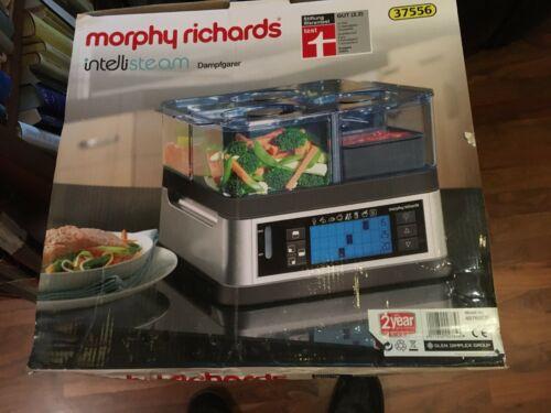 Dampfgarer, Morphy Richards 48780 Intellisteam, nur 1x verwendet,  k23dO