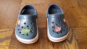 3398b37cf5a67 Image is loading Crocs-Classic-Clog-Toddler-Size-C9-Grey