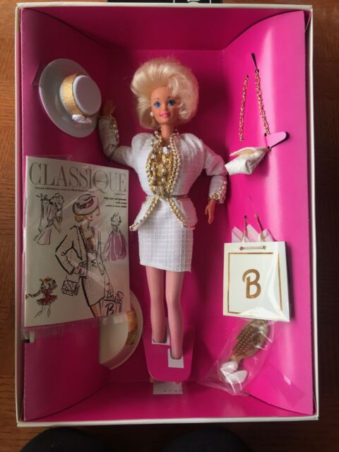 Janet Goldblatt Barbie Doll, City Style (Mattel 10149) 1993 Classique Collection