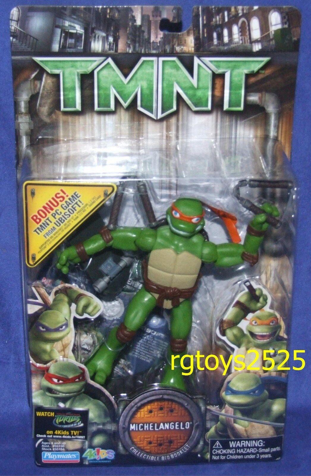 Teenage mutant ninja turtles film 6  michelangelo neue fabrik versiegelt, 2006