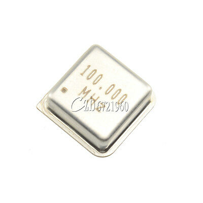 1PCS 100.00MHz 100MHz 100M HZ DIP-4 Active Crystal Oscillators