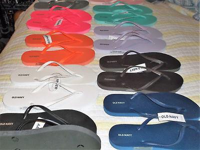 Old Navy Women's Flip Flops NWT Sizes 8