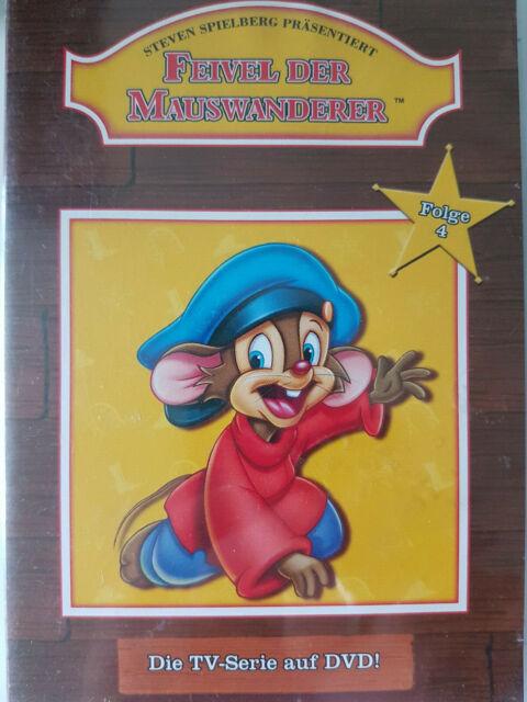 Feivel Der Mauswanderer - Folge 4 DVD Klassiker Kinderfilm