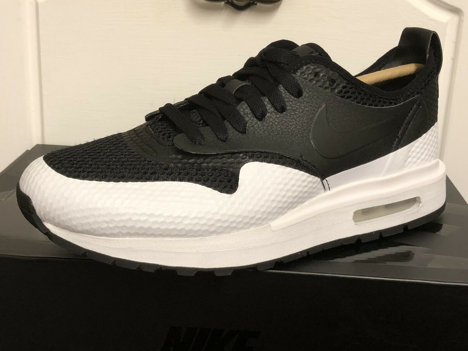 NIKE NIKE NIKE AIR MAX 1 ROYAL SE SP MENS  TRAINERS SNEAKERS SHOES US 6 4d5d40