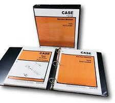Case 1816 Uni Loader Skid Steer Service Manual Parts Catalog Repair Shop Book