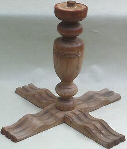 Das Bild Wird Geladen Moebel Holz Tisch Deko Basteln Restaurieren Alt Antik