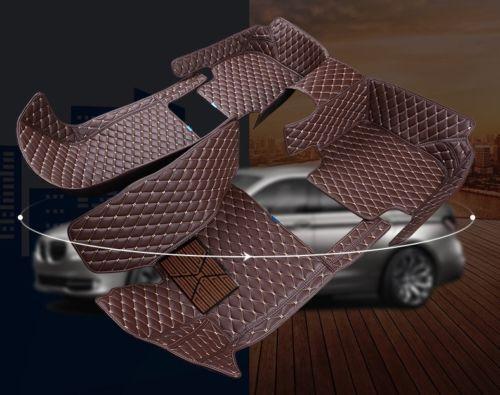 For Toyota RAV4 Car Floor Mats Carpets Custom Luxury FloorLiner Auto Mats 09-19