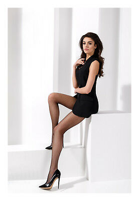 Pantyhose & Tights Industrious Passion Damen Netzstrumpfhose Ohne Höschenteil Punctual Timing Women's Clothing