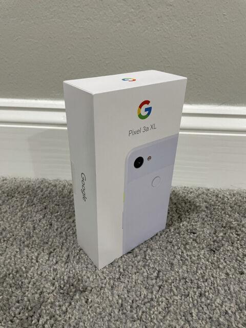 Google Pixel 3a XL - 64GB - Purple-ish (Unlocked) (Single SIM) (CA)
