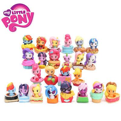 My Little Pony CUTIE MARK CREW Series 1 CAFETERIA MLP Muffins | eBay