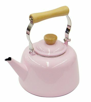Pearl Metal Horo PINK Kettle 2.7L H-7798 from Japan