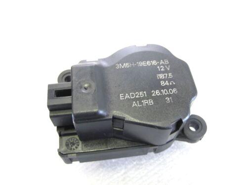 FORD FOCUS II 2.5 ST Stellmotor Motor Klima Heizung Klimakasten 3M5H-19E616-AB
