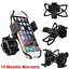thumbnail 1 - Universal-Bicycle-Motorcycle-Bike-Handlebar-Mount-Holder-For-Cell-Phone