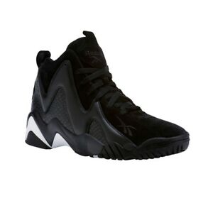 Reebok Kamikaze Ii Atl-Lax (BLACK WHITE) Men s Shoes CM9416  59c995383b9e