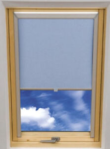 verdunklung dachfensterrollo f r velux kunststofffenster