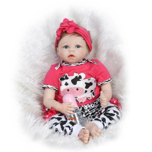 """NOT Included Doll 22/"""" Reborn Baby Doll Clothes For Girl Dolls"""