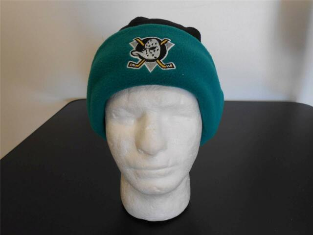 77db87d9743 Anaheim Mighty Ducks Adult Unisex One Size NHL Beanie Cap Hat for ...
