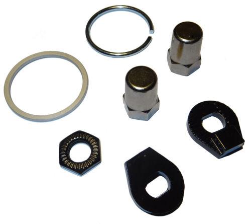 Enviolo Nuvinci Accessories Service Kit Axle Nuts N330//N360//N380//N380SE//CT