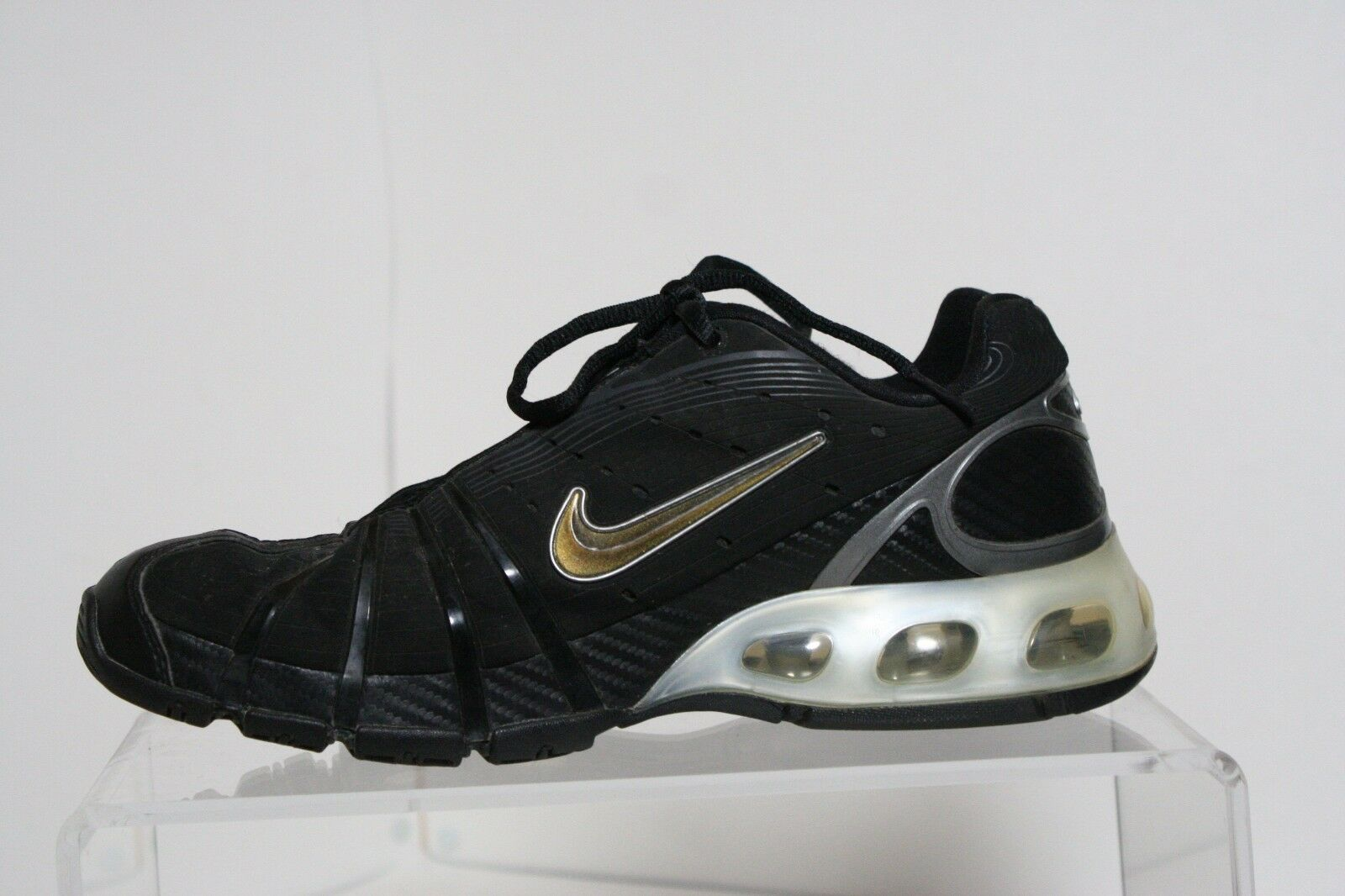 Nike air max. 180 '06 läuft sneaker athletic multi multi multi - schwarze 8,5 hippen retro a6dad5
