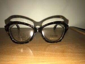 58a0f3c64be490 Details about TOM FORD Eye Glasses AUTHENTIC Optic EYEGLASSES Frame Animal  Prescription RX