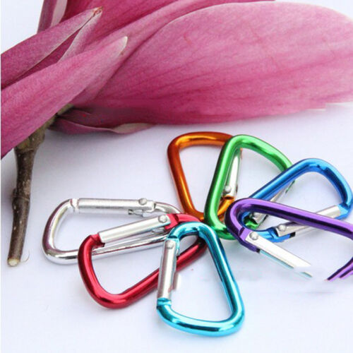 10pc Carabiner Water Bottle Buckle Hook Holder Clip For Camping Hiking TravelM/&C
