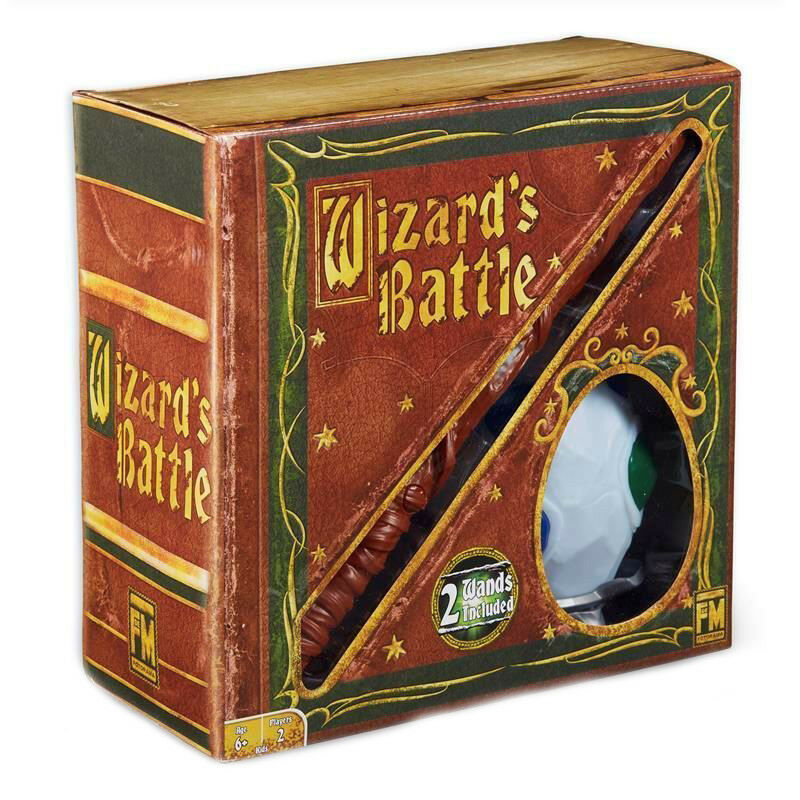 Fotorama Wizard Battle Wand Spell Electronic Game NEW