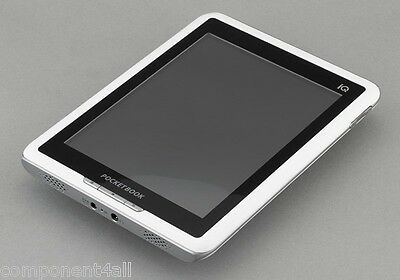 "NEW PocketBook IQ 701 Touch E-Reader White  WIFI eBook Reader 7"" Android Russian"