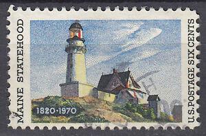 Estados-unidos-sello-con-sello-6c-Maine-Statehood-1820-1970-1286